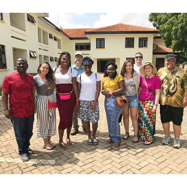 UIS Research Group in Ghana