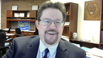 Photo of Dr. Robert W. Smith, Dean, CPAA