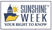 Sunshine Week - Your Right to Know